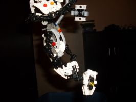 Bionicle GLaDOS by CrazyGoomba