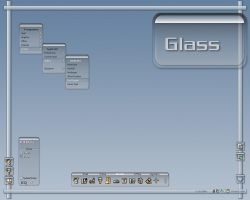 Glass by gillon