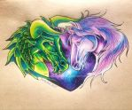 Mythical Love by TheMoonfall
