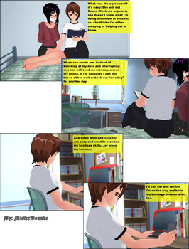 Life is Bondage EP 3 - Page 31 by MisterBounde