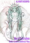 Diva Melusine Nixie Concept 002 by BlackUniGryphon