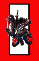 Deadpool1.1 by colepetersonart