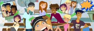 6Teen Signature by ShadoWDueL