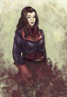 Asami by HermioneStar