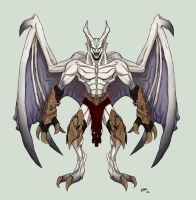 Vampire war form by thevampiredio