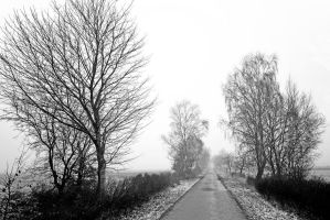 Can't Find My Way Home by augenweide