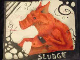 sludge by carrion-heart