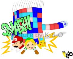 Cubello SMASH by K-S-O