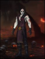 Quan Chi (alternate) by deexie