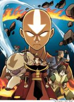 Avatar: The Promise Part 3 Cover by ZukosBack
