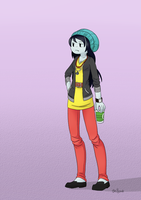 Hipster Marcie by YellowHellion