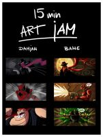 15 min ART JAM 06 by ferwar