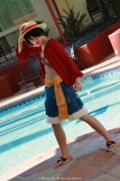 Monkey D. Luffy - ALA 2012 by BrianFloresPhoto