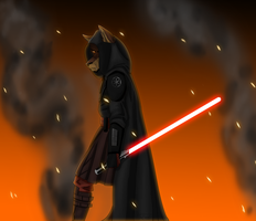 Sith Hound by ToaEnemis
