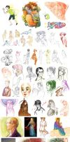 sketchdump 11-12 by POISON-FREE