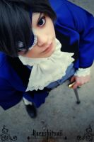Ciel Phantomhive - My Lord by aggestardust