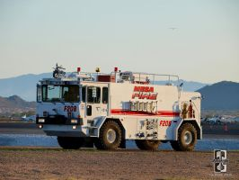 Airport Firetruck by Swanee3