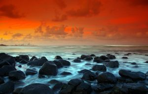 Fire And Water by JosCos