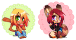 comm.| chibi | batch 01 by NauticalSparrow
