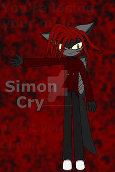 Simon Book Cry (1.5?) by mephiles2006