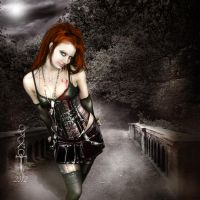 Dangerous Fog by vampirekingdom
