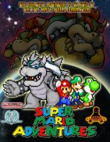 Super Mario Adventures Final Poster by KingAsylus91