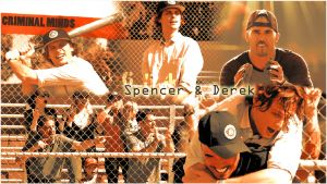 Derek and Spencer Reid season 8 by Anthony258