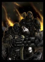 army of two picture cool by speaktothehanddotcom