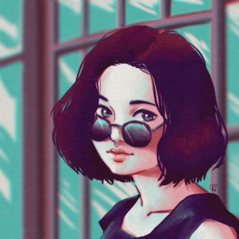 Sunglasses by junfender