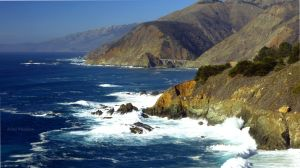 Big Sur by DaisyDinkle