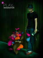 PLAYour IMAGINATION by L2design