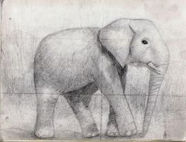 Elephant by Punnie