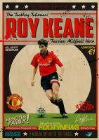 Roy of the rovers Keane by theblastedfrench