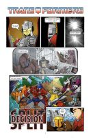 TransFormers - Split Decision pg1 by Kingoji