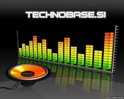 TechnoBase Mouse Pad by gapipro