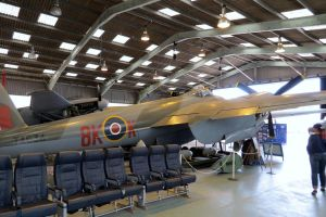 DH Mosquito museum by Sceptre63