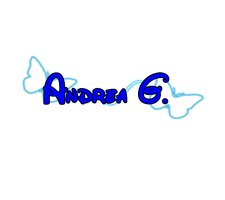 Texto Png Andrea by Biancuu
