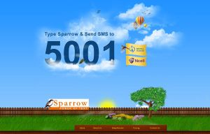 Sparrow SMS by hood-lord
