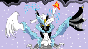 Whole Kyurem Appeared! by luka0701