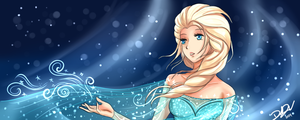 The cold never bothered me anyway by RadiantRoses