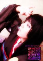 Enma ai cosplay 05 by Zhyrhe