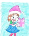 Merry Christmas from Kyomi by Wordgirlserenity67