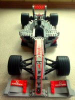 Lego McLaren MP4 24 by Galbatore
