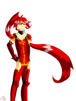 Catastrophe (Red) by Umbra-Heart