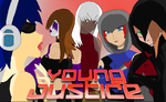 Young Justice Group 2 by LiveFree116
