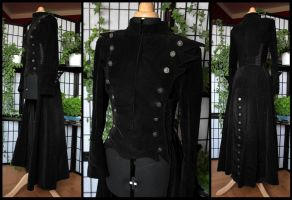 Spring/autumn riding coat by Turiel-Eressiel