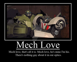 Mech Love by Ink-Circuits