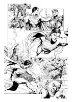 Action Comics 863 pg10 by JulienHB