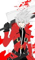 Ragna: The Bloodedge by DornezSykes