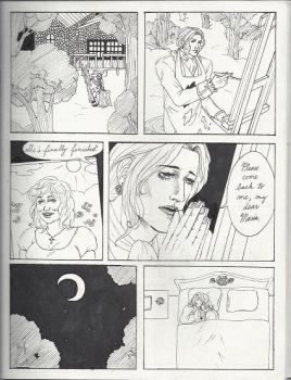 The Divine Artists: Leslie's Story - page 1 by SaiyukiMarie39